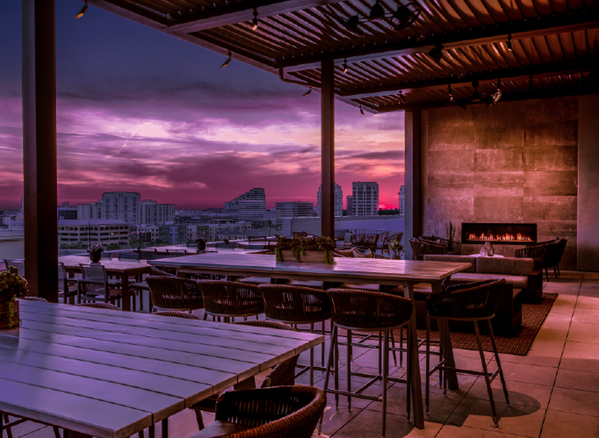 Rooftop Bar Dallas